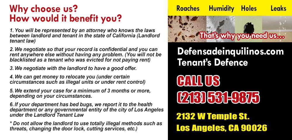 Eviction Attorney los Angeles Marcus G